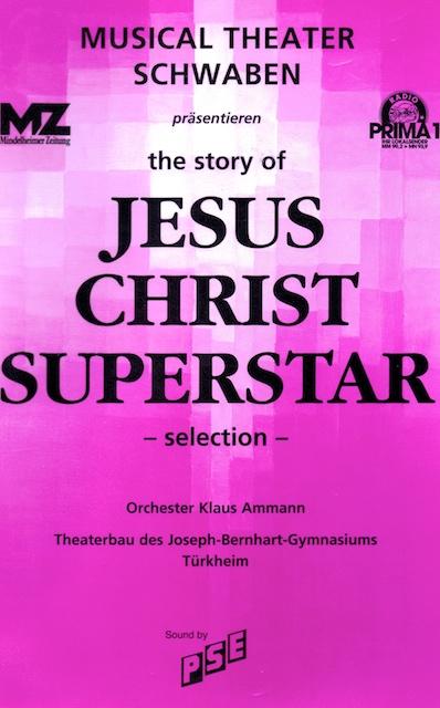 Jesus Christ - Logo